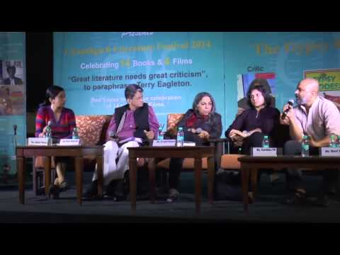 CHANDIGARH LITERATURE FESTIVAL-2014