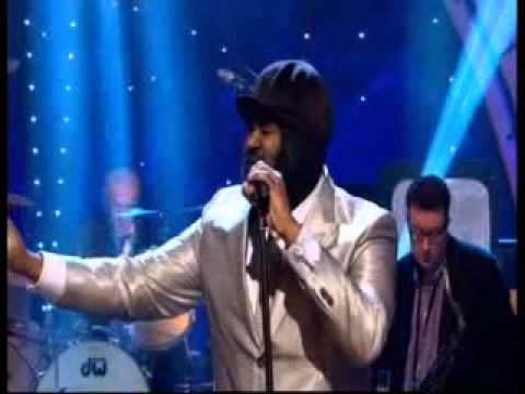 Jools & His Rhythm & Blues Orchestra with Gregory Porter 'Work Song'  On Jools Holland Hootenanny 2011