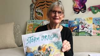 Dianne Hofmeyr reads from Storm Dragon