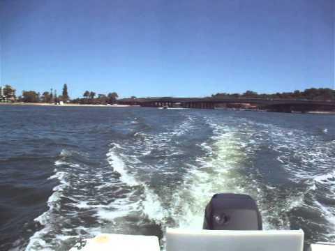Swan River, Perth Australia