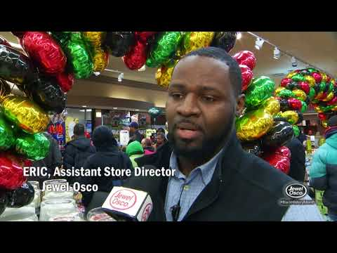 19th Annual Taste of Black History Month at Jewel-Osco 2018