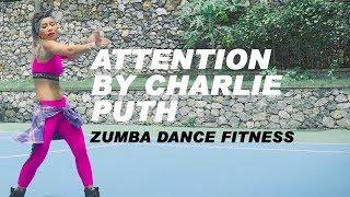 Attention by Charlie Puth | Zumba Dance Fitness | Michelle Võ | Bài nhảy đốt mỡ giảm cân tại nhà