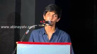 Neram audio launch speech of Music director anirudh