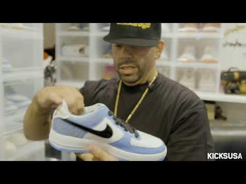 Nike Entourage Air Force Ones (1)   Mayor Mondays