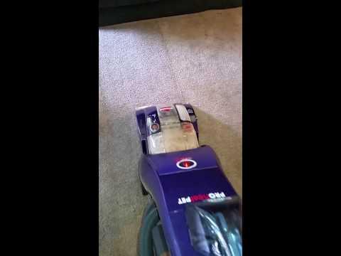 Bissell Proheat Pet Not Spraying Water Funnydog Tv
