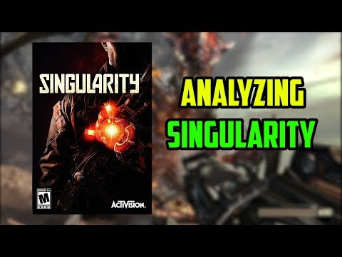 Analyzing Singularity - Raven Software's Last Game