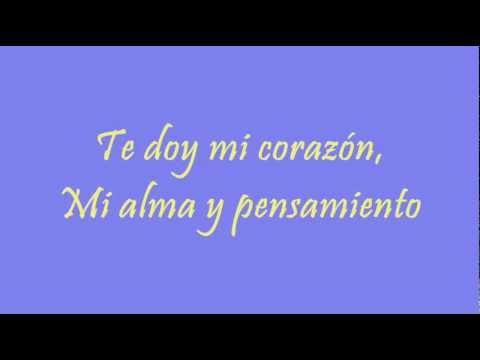 Dilcia Prudencio Aqui Estoy Como Aquella Viuda Letra Lyrics