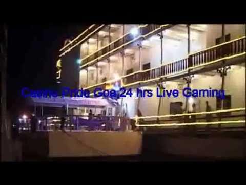 Indias best casino - Casino Pride, Goa