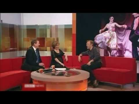 Graham Norton on Morning News (2009)