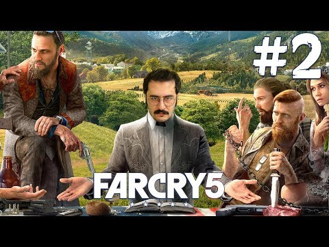 DİRENİŞ BAŞLASIN ! | FAR CRY 5 Türkçe Bölüm 2