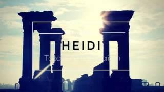 HEIDI - Significado del Nombre Heidi ♥