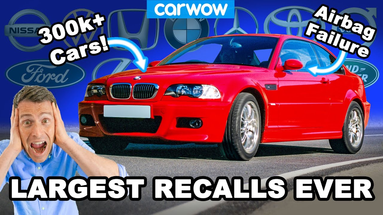 Download The worst SAFETY recalls for each major car brand! OMG!
