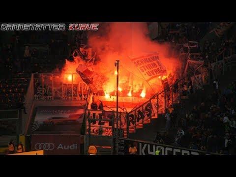 Borussia Mönchengladbach - VfB Stuttgart 17/18 Ultras CannstatterKurveTV