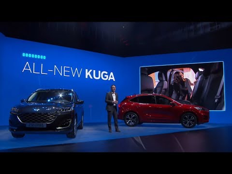 New Ford Hybrid Line-Up (Explorer, Kuga and Mondeo) – Full Presentation