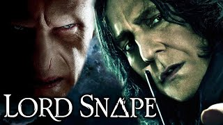 Why Snape Could Have Replaced Voldemort