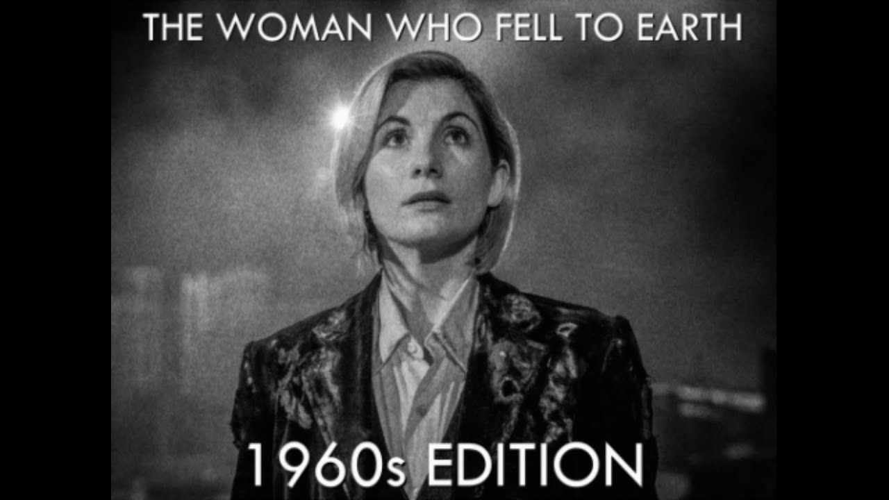 """Download Doctor Who: """"The Woman Who Fell To Earth"""" Series 11 - 1960s Edition"""