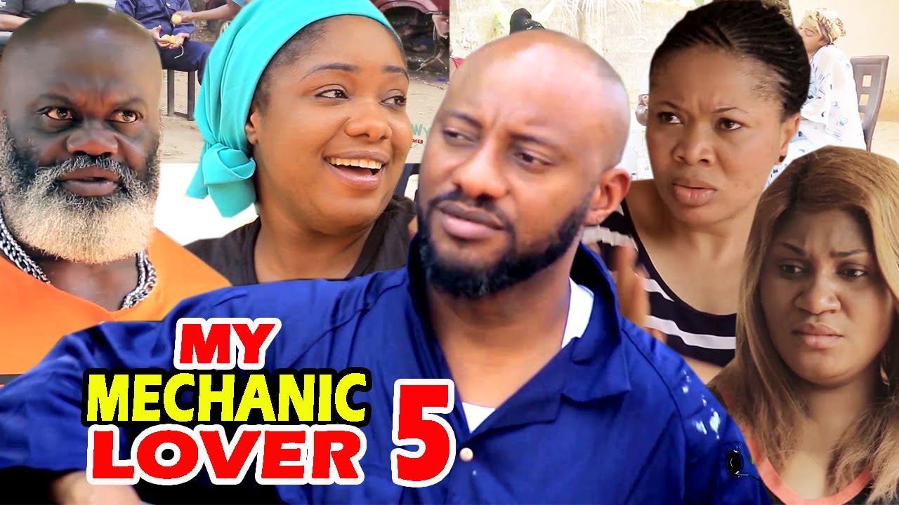 Download MY MECHANIC LOVER SEASON 5 - New Movie 2020 Latest Nigerian Nollywood Movie Full HD