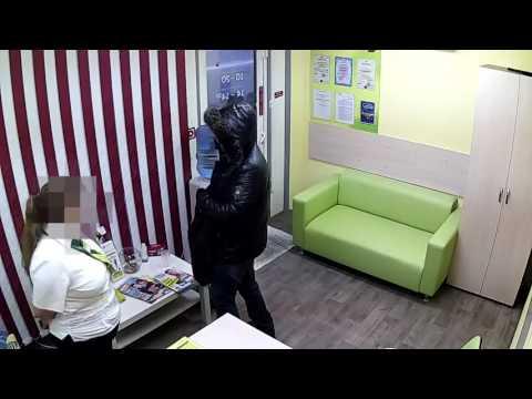 Ограбление офиса микрозаймов на проспекте Дзержинского