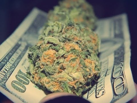 Legalizing Weed Is Great For Tax Revenue