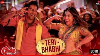 Teri Bhabhi - Coolie No.1| Varun Dhawan, Sara Ali Khan | Javed - Mohsin Ft Dev Negi & Neha Kakkar