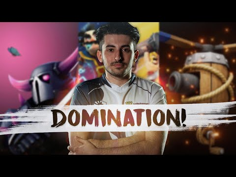 12 VICTOIRES! Pekka spam bridge deck! Super Defi Gameplay - Clash Royale