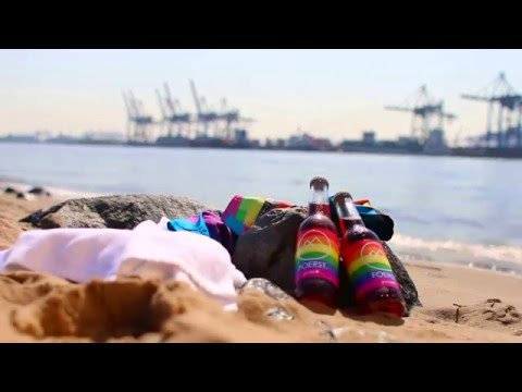 Forest Drink – Pride Edition / Elbstrand, Hamburg, Germany