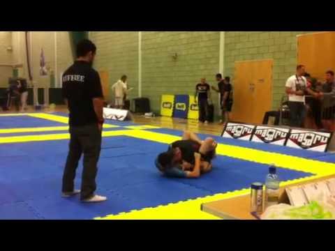 Pietro Menga Vs Dave Hyde - British NoGi Championships
