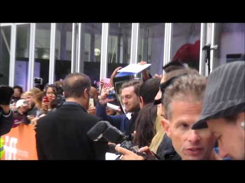Edward Zwick on the TIFF Red Carpet for 'Pawn Sacrifice' - Toronto 2014