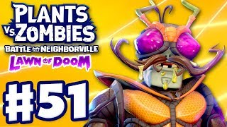 Legendary Insecto Brainz! - Plants vs. Zombies: Battle for Neighborville - Gameplay Part 51