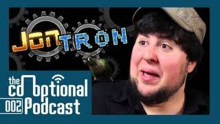 The Co-Optional Podcast Ep. 2 ft. JonTron - Polaris