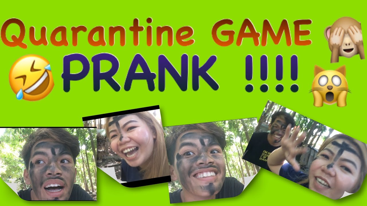 Quarantine Game PRANK !!!!!!