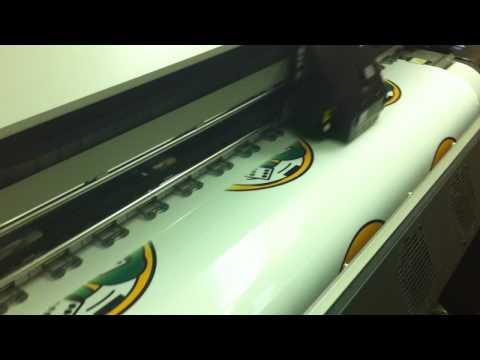 Printing a Logo Bar Stools