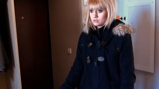 show MONICA Talk - Аня Руднева и невкусная пицца (Интервью)
