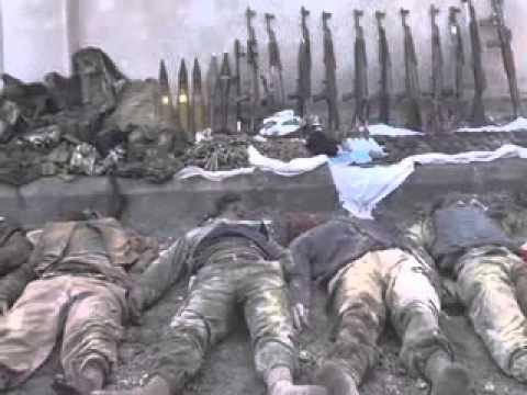Kurdistan YPG & YPJ berhasil menewaskan milisi sesat isis