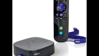 Roku 2 XS WiFi Streaming Media Player and HDMI Cable