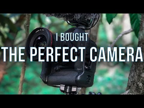 The Perfect Camera   Canon 1DX Mk ii Full Review