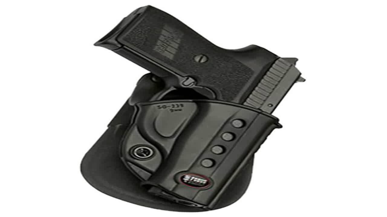 without rails Fobus Holster 1911CH for Most Kimber 1911 Style