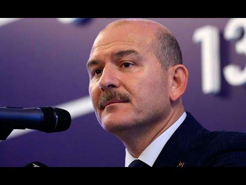 İçişleri Bakanı Süleyman Soylu istifa ettiğini duyurdu
