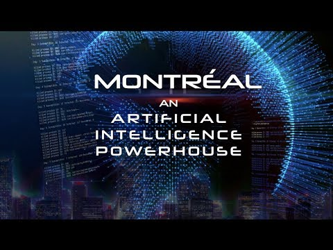 Artificial Intelligence Montreal Powerhouse
