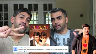 I Love New Year  Official Trailer 2 Reaction | (Sunny Deol, Kangna Ranaut)