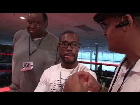 Mr Gary Russell Interview : Upcoming Fight and His Boxing Philosophy
