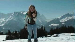 Miley Cyrus The Climb cover - Official Music Video(HQ) - Laura van den Elzen  13 years -