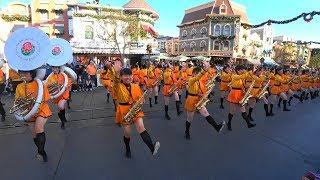 Kyoto Tachibana SHS Band - Disneyland Anaheim 2017(Wide Angle Ver.) 京都橘高校吹奏楽部