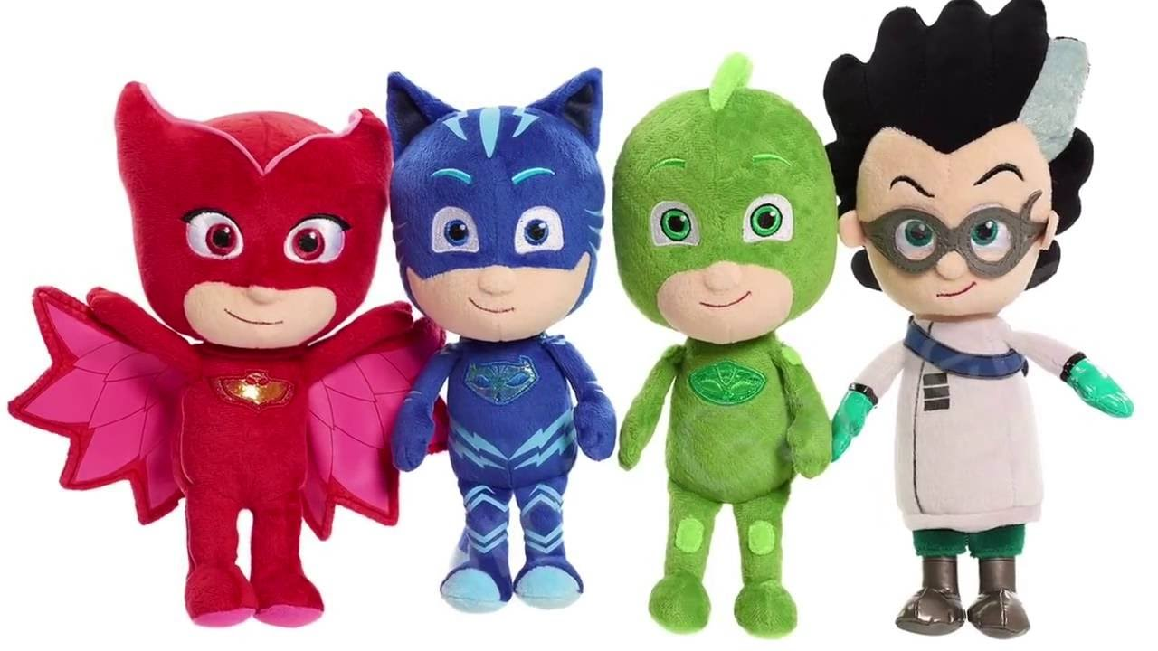 Герои в масках игрушки видео на ютубе