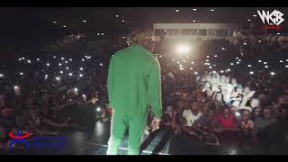 Diamond Platnumz - Performing live at Wasafi festival 2018 (ZANZIBAR)