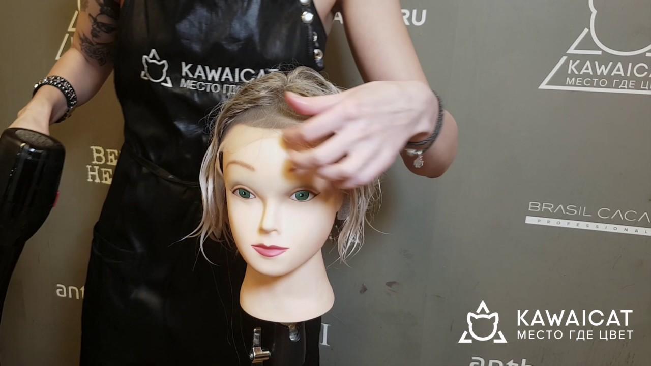 Чем стирать парик из натуральных волос