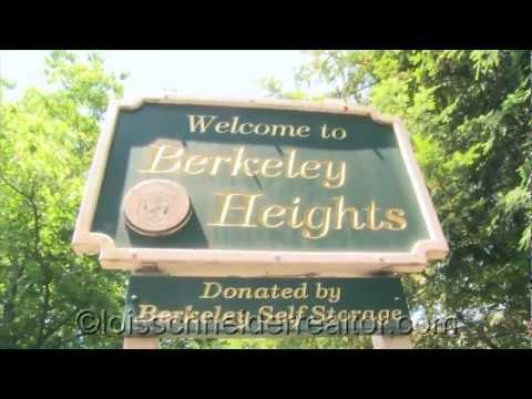 Berkeley Heights, New Jersey Town Video