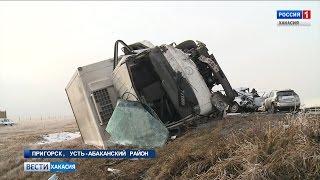 Сегодня утром в автомобильной аварии под Пригорском погибли 4 человека.  01.03.2017