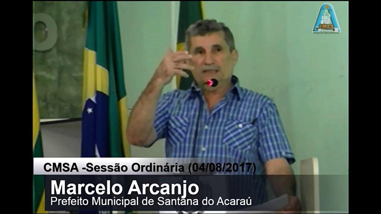 Resultado de imagem para Prefeito de Santana do Acaraú