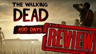 THE WALKING DEAD 400 DAYS REVIEW